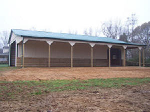 Pole barn home packages prices for pinterest